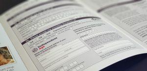 Direct Debit donation form